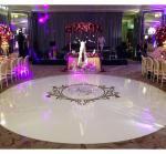 Used wooden Dance Floor plywood flooring Indoor floor wedding tent floor