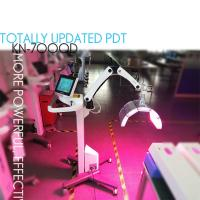China manufacture 4 Colors Facial Treatment Pdt Led Light Therapy Machine SMD LED dose model dose calibration on sale