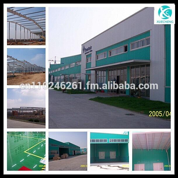 Steel Construction Company China Made Light Steel