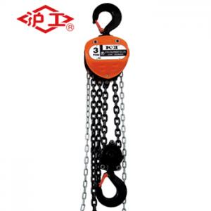 China VItal Chain Blocks  with G80 Chain Hoist  Manual Hoist with Optioanl Color on sale