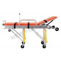 Foldable Lightweight Basic Emergency Ambulance Stretcher Cot for hospital