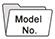 Model No.