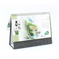 China 2018 calendar printing company, printing factory, calendar note printing, China printing factory on sale