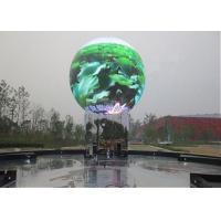 Outdoor Global Sphere LED Display