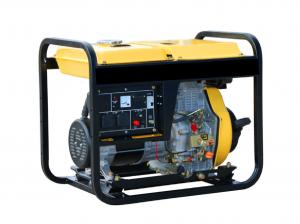Quality 2.5kw Small Silent Power Generator Single Phase 50 / 60HZ Frequency for sale