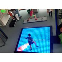 P8.9 3D Magic Interactive Wedding RGB LED Dance Floor 1000X1000mm 5000hz Refresh