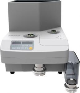 China PD925 High Speed Coin Counter With Highest Speed 3000pcs /Min and Large Capacity on sale