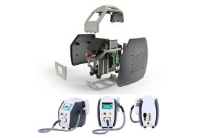 China High Energy Q-Switched Nd Yag Laser Machine Tattoo Removal TUV CE Approved on sale