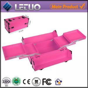 China LT-MCP0127 online shopping new product aluminum bag mac makeup beauty case box on sale