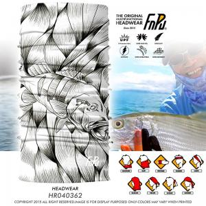 China Coolmax Full 3d Printing UV filter Multifunctional Women/Men Cycling fishing Headband Stretch Headwear Neck Multi Scarf on sale