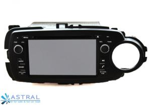 China Car DVD Toyota GPS Navigation Radio Players for Yaris Right , 7inch on sale