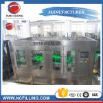 China Automatic Drinking Water Filling Machine , Water Bottling Equipment Stainless Steel 304/316 wholesale