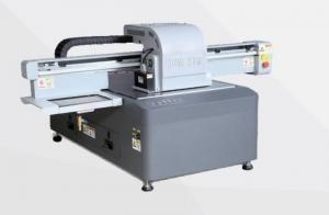 China Multi - Functional Industrial UV Printer 600×900 Mm With TOSHIBA Head on sale