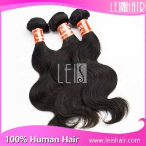 China wholesale long indian remy hair weave on sale