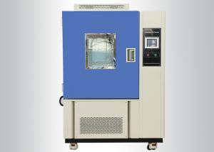 China High Precision Controlled Humidity Test Chamber Cold Heat Temperature 500*600*750 on sale