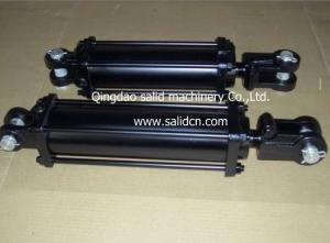 China Tie rod hydraulic cylinder,agricultural tie rod cylinder,3000PSI,Bore:2-5 on sale