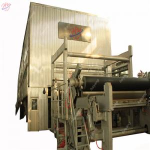China 300gsm 150T/D 3600mm Paper Board Making Machine on sale