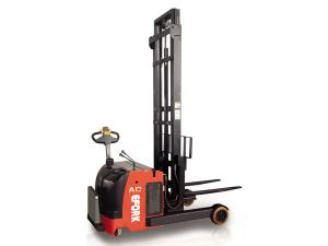 China Forward type battery forklift truck (24V) EFQ10A-30 on sale