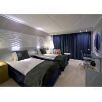 Comfortable Villa / Apartment Bedroom Set Furniture OEM & ODM