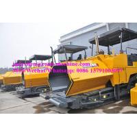 Model RP903 Asphalt Concrete Paver Max. Paving Width 9m , Bucket 15m3 , Productivity 800t/H