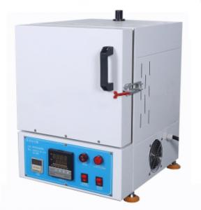 China Liyi 1200c Muffle Small Heat Treatment Electric Furnace and color is blue or black on sale