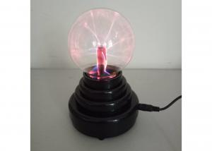 China Party Lighting 3 Inch Novelty Static Lightning Globe Light For Kid Toy Holiday Gifts on sale