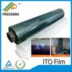 LED Glass Film 50ohm ito film