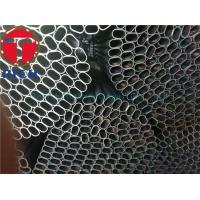 Pre Galvanized Hollow Welded Steel Tube Rectangular / Square Furniture Tube A500 Standard