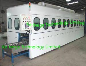 China Metal Stamping Parts PLC Ultrasound Ultrasonic Cleaning Machine on sale