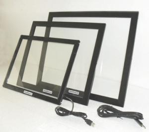 China OEM Abrasion-Resistant Infrared Touch Panel Parallax-Free For Lcd Displays on sale