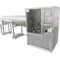 China Custom IPX5 / IPX6 Rain Test Chamber IP Test Equipment For Water Spray on sale