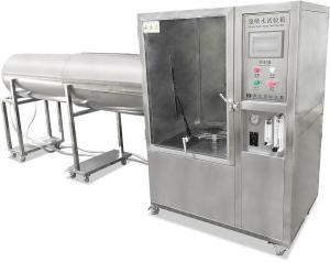 China 習慣水スプレーのための IPX5/IPX6 雨テスト部屋 IP の試験装置 on sale