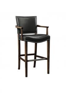 China Elegent Contemporary Breakfast Bar Stools / Custom Restaurant Furniture on sale