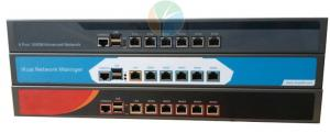 China Hardware Firewall Router Standard 19-Inch 1U , Small Business Firewall Router on sale