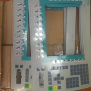 China 6AV8100-0BC00-1AA1 Membrane Keypad on sale