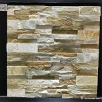Grey Green Slate Culture Stone For Feature Walls / Pool Surrounds Decor