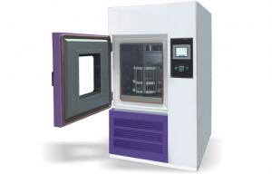 China Ozone Test Chamber, Accelerated Weathering ChamberFor Rubber Cracking on sale