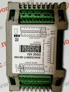 China ABB Module GJR2370500R2 ABB GJR2370500R2 GJR 2370500R2 Programmable Logic Controller PLC long life on sale