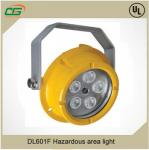 Waterproof 2000 Lumens 20w Gas Station LED Canopy Light DC 24V With Aluminum Alloy