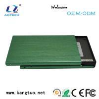 portable external usb 3.0 sata 2.5 hdd case