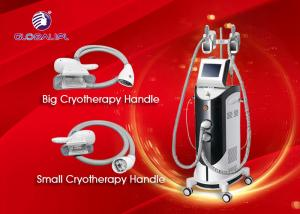 China 40KHZ Cryolipolysis Body Slimming Machine / Fat Removal Rf Cavitation Machine on sale