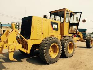 China second hand caterpillar 140 motor grader used CAT 140H grader for sale, best condition! on sale