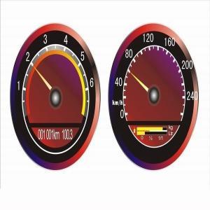 China top-quality custom glow autometer\ el gauge\ car meter on sale