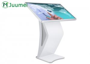 China Touch Screen Digital Advertising Display Boards For Information Poster on sale