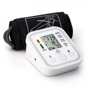 China DC 6V 32cm Cuff 39kPa Wrist Blood Pressure Monitor on sale