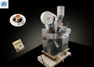 China Hang Ear Drip Coffee Bag Packaging Machine With Volumetric Cup Feeding System on sale