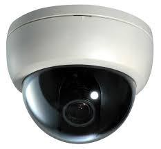 China Wireless 480TVL Vandal Proof Dome Security Camera Outdoor Weatherproof D-WDR , DNR on sale