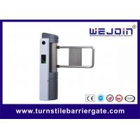 Adjustable Direction Automatic Swing Barrier Gate For Business Buliding
