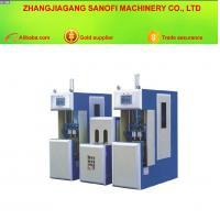 330ml - 2000ml Semi-automatic Water Bottle Stretch Blow Moulding Making Machine