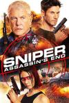 Sniper: Assassin's End (2020) new release dvd  DVD  TV seriers  Home Entertainment  Full Version
